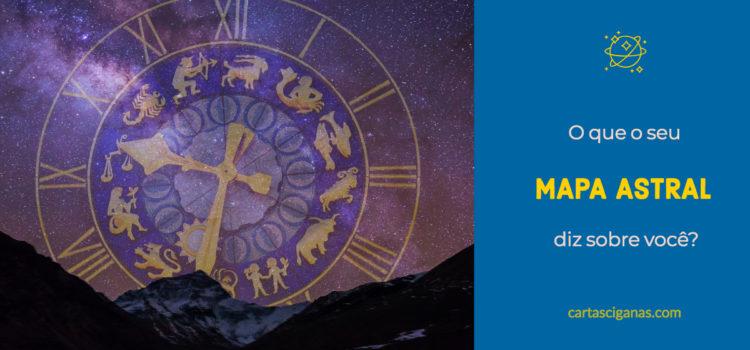 mapa astral astrologia