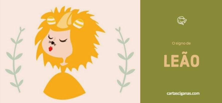Perfil do Signo de Leão