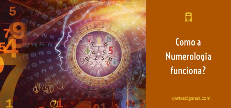 Como a Numerologia funciona?