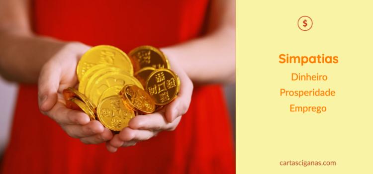 Simpatia Dinheiro Sorte Prosperidade