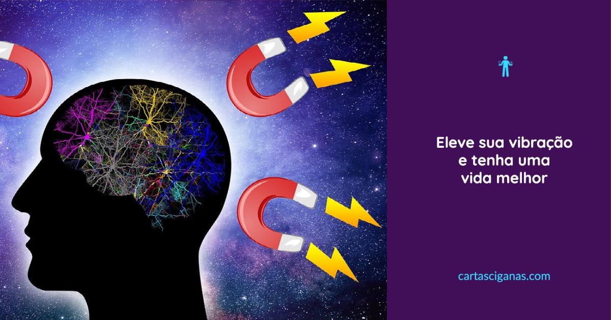Eleve sua vibração