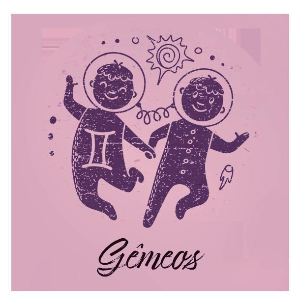 Horóscopo Mensal de Gêmeos