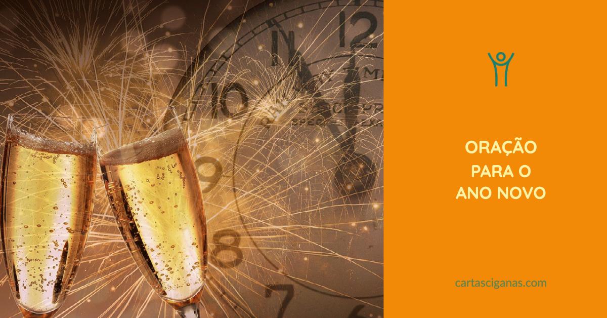Oração para o Ano Novo