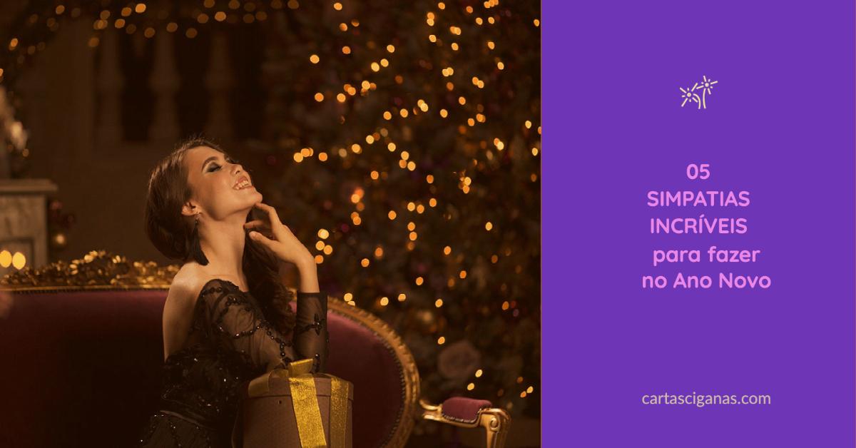 5 simpatias incríveis para o Ano Novo